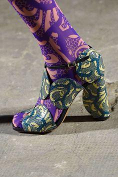 The best shoes at Paris Fashion Week.