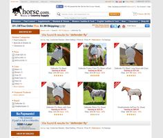 Horse.com is your source for everything equine. From tack to horse supplies and accessories, we have what you need at the lowest prices, guaranteed!