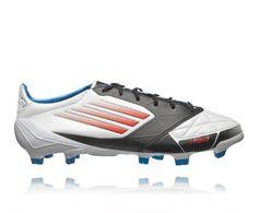 Fotbollsskor - Adidas F50 Adizero FG Leather - Se skorna på stadium.se:  http://www.stadium.se/varumarken/adidas/performance/138476/adidas-f50-adizero-fg-l-m