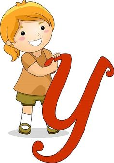Illustration of a Kid Standing Behind a Letter Y I School, Back To School, Heart Emoticon, Abc For Kids, The Beach Boys, Kids Sports, High Quality Images, Clipart, Tigger