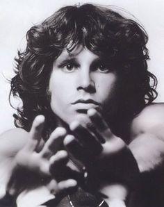 Jim Morrison what a man, what a man,what a man, what a mighty fine man!