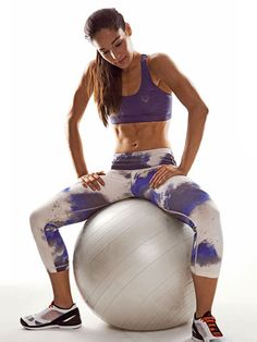 6 New Toners for the Stability Ball
