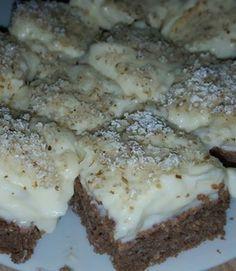 Diétás sütemények lázában él Norbi rajongói tábora, jobbnál jobb ötletekkel rukkolnak elő a fintnesguru követői. Ez a krémes desszert m...