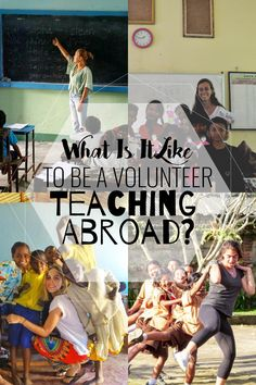 IVHQ offers teaching projects in more than 35 locations. Access to education and the opportunity to study English are highly valued in the communities we work with, as a result the work that international teaching volunteers have is meaningful and the impact goes well beyond the classroom. VHQ's Teach and Volunteer Abroad Scholarship recipient, Taylor Franks, is documenting her journey as a volunteer teacher in Bali.