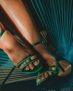 64526fd84ad Emerald Green ❤  greenheels  greenstilettos  INTOTOs  newseason   newcollection  womenswear
