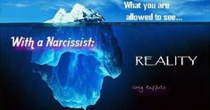 "Narcissistic Iceberg. Chameleons and secret keepers. The narcissist, no matter what relationship, will always maintain secondary sources of supply. Friends with benefits ""Mindy bo""and any other trophies of friends he can hang onto that feed his ego  R thinking he's a great guy. You may only notice these maneuvers once u live with him for a while and you have to figure out ""normal problems ""."