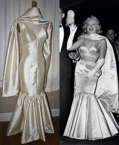 """Marilyn Monroe premiere of """"Some Like It Hot"""" 1959"""