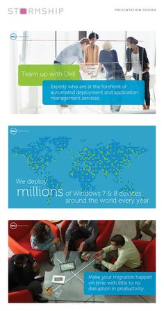 Presentation designed for Dell Presentation Design, Make It Yourself