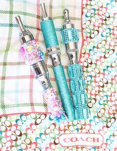 The Crystal Cult Swarovski Crystal Vape Pens  #RePin by AT Social Media Marketing - Pinterest Marketing Specialists ATSocialMedia.co.uk