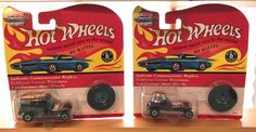 Hot Wheels VINTAGE Collection LOT of 2 Red Baron 5700 & Paddy Wagon 5707 NIB | Toys & Hobbies, Diecast & Toy Vehicles, Cars, Trucks & Vans | eBay!