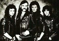 Phil Campbell/Lemmy Kilmister/Pete Gill/Wurzel