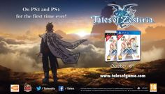 Goodness - it actually happened. Tales of Zestiria on PS4 and Steam now as well as just PS3.