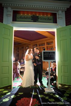 Ste Annes Church Grand Hotel Fall Wedding Venue Mackinac Island Northern Michigan Amanda + James photo