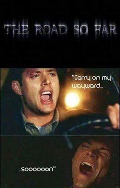 Hahhaa this me every time Carry On is on the radio