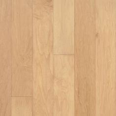 Wood flooring - long strips of light wood laminate