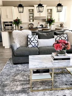 change up the gray couch with and chic black and white striped rh pinterest com