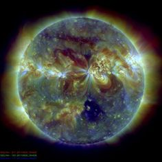 the sun like you've never seen it before.