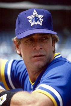 Steve Yeager - Seattle Mariners