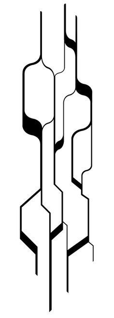 Super Tattoo Geometric Lines Sacred Geometry Posts Ideas Plotter Silhouette Portrait, Cyberpunk Tattoo, Zentangle, Circuit Board Design, Tips And Tricks, Wall Cladding, Geometric Lines, Grafik Design, Art Logo