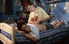 Stevie(Glen Berry)&Ste(Scott Neal)room_Beautiful Thing.