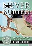 Free Kindle Book -   Never Buried: Volume 1 (Leigh Koslow Mystery Series)