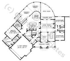 Accessible Ranch House Plans. Accessible. Home Plan And House ...