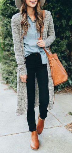 Fashionable minimalist street style 38