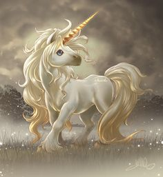 Magical Mystical Unicorn
