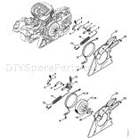 Stihl MS 271 Chainsaw (MS271) Parts Diagram, Chain