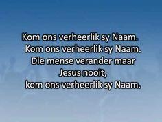 Loof Hom Met die Tromme  - Retief Burger Praise Songs, Worship Songs, Gospel Music, My Father, Om, Spirituality, Names, Meet, Faith