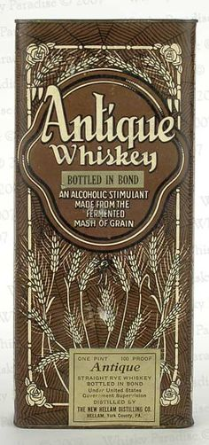 Antique Whiskey