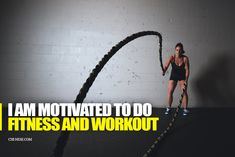 13 Fitness Affirmations To Push You Forward