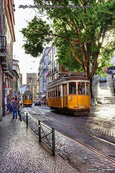 Trips, Destinations, Street View, Europe, Travel, Lisbon, Landscape Photography, Paths, Porto