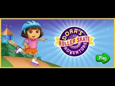 Dora the Explorer: Dora's Great ROLLER SKATE Adventure | Даша Следопыт Dora the Explorer Full Game Episodes English Gameplay HD Nick Jr. Online Games Kids Games to Play for Free (Link Below)  Our channel: https://www.youtube.com/channel/UCpysrAM4GRU8n_XiguoEqpg - PLEASE Thumbs UP if you Like it ! =)  Play free online games with Dora the Explorer: http://www.nickjr.com/kids/dora-the-explorer/