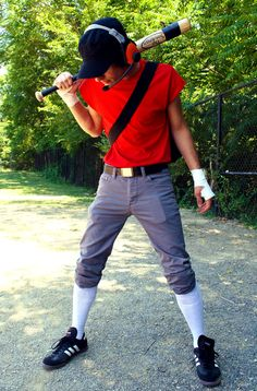 Cosplay TF2 Scout 2 by ~TheChungKingExpress on deviantART
