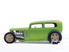 1932 Ford sedan - built by Pinkees