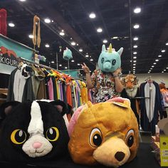 Hey hey, we're at Youmacon Detroit Detroit Today, Instagram Posts