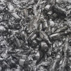 Michael Kareken, Scrap Bottles #3 http://www.michaelkareken.com/