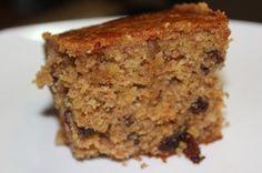 Quinoa, Honey and Olive Oil Cake
