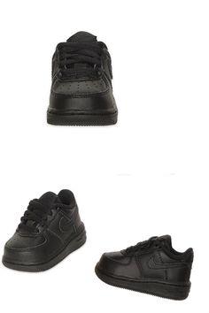 Baby Shoes 147285  Nike Toddler Air Force 1 Black Black-Black 314194-009 d900bf663