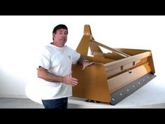 Why Use A Floating Back Box Blade - YouTube