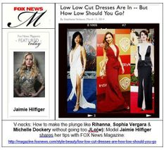 Jaimie Hilfiger Fashion Commentary in Fox News Magazine