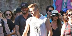 Pin for Later: The Beckhams Are the Coolest Crew to Take On Disneyland