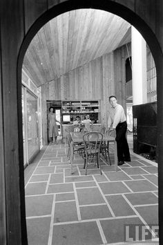 Weese Residence - Barrington, IL - 1958