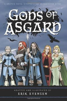 If You Like Magnus Chase, You'll Like These Other Norse Mythology Books