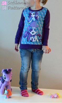 Hibernis Cowl shirt pattern