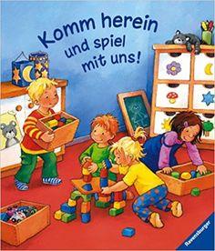 Komm herein und spiel mit uns!: Amazon.de: Patricia Mennen: Bücher