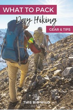 Don't leave home without these pieces of essential hiking gear! Discover the ten essentials of hiking plus bonus tips and tricks so you're trail ready in no time! ten essentials hiking   10 essentials for hiking   essential hiking gear   essential hiking gear packing lists   day hike packing list   day hiking packing list   day hike essentials Packing For Europe, Packing Tips For Travel, Packing Lists, Hiking Tips, Hiking Gear, Travel Cubes, Hiking Essentials, Slow Travel, Best Hikes