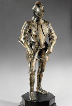 Jakob Topf - Armour Garniture (1582/1583) | Neue Burg, Kunsthistorisches Museum Wien