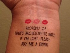 My favorite ways to class up your bachelorette party and customize each of the 4…